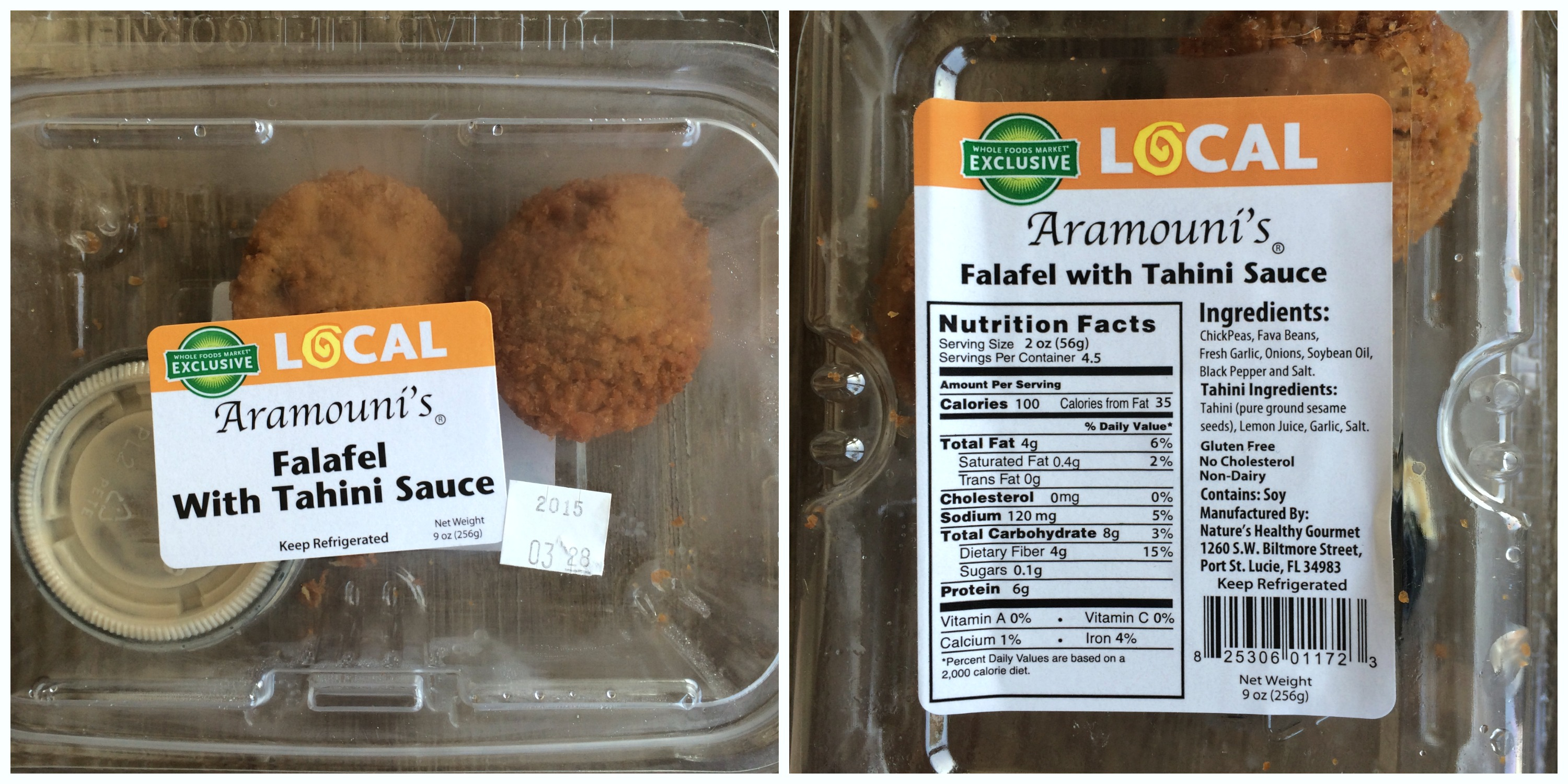 Falafel package