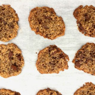 The Return of The Blog! and Unbelievably Delicious Gluten Free, Chocolate chip Cookies….yes, you heard me.